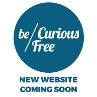 Be Curious, Be Free Logo